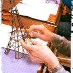 【大阪・毎月第3土曜日】プリシラ工房 ワイヤークラフト講座