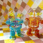 【9/30】京都市・JEUGIAカルチャーセンター西友山科 「1day企画☆ワイヤでミニロボを作ろう☆」