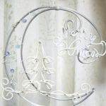 【12/11,12】クラフトトーカイALCo越谷店 カラーワイヤーで作るクリスマスグッズ