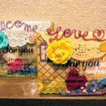 【大阪市東成区・1/29~2/28】カラーワイヤーで作るメッセージ & 大人可愛いギフトカード
